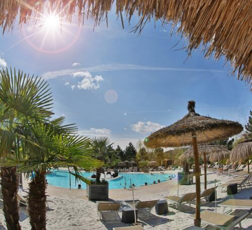 Spa hotel with Caribbean lagoon in Upper Austria