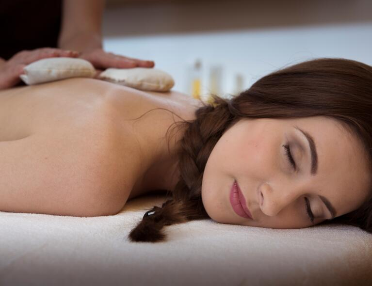 Beauty break with massages in Austria