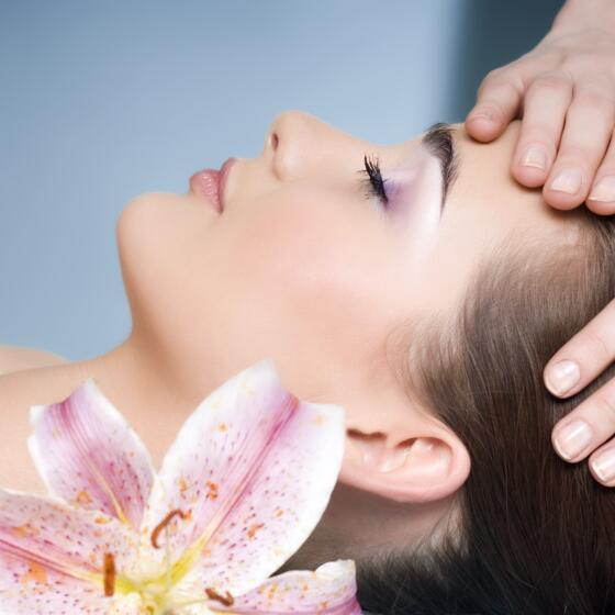 Beauty weekends in Austria: head, neck and shoulder massage