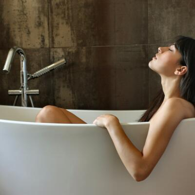 Beauty offers: relaxation bath