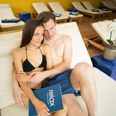 Thermal resort special offers for two: couples' spa breaks