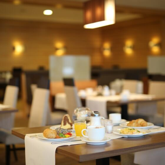 Spa breaks for two with breakfast buffet
